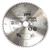 "Disco Serra Circular 10"" com 80 Dentes F03FS03775 LP80M 01"