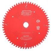 """Disco Serra Circular 10"""" com 80 Dentes MDF/MDP LP67M 02 FREUD"""