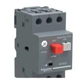 Disjuntor 3P 1.6- 2.5A Motor Termomagnético com Botão Impulsão Tesys GZ1E07 SCHNEIDER