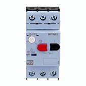 Disjuntor 3P 1.6A Motor Termomagnético com Botão Impulsão MPW18-3-D016 WEG