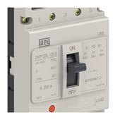 Disjuntor 3P 100A 20kA Caixa Moldada com Alavanca Articulada DWP125L-100-3 WEG