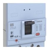 Disjuntor 3P 250A 18kA Caixa Moldada com Alavanca Articulada DWB250B250-3DF WEG