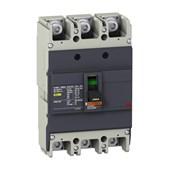Disjuntor 3P 250A Caixa Moldada com Alavanca Articulada EZC250N3250 SCHNEIDER