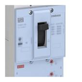 Disjuntor 3P 400A 35kA Caixa Moldada com Alavanca Articulada DWB400N400-3DA WEG