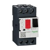 Disjuntor 3P 6 - 10A Motor Termomagnético com Botão Impulsão Tesys GV2ME14 SCHNEIDER