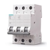 Disjuntor 3P 80A 3kA DIN Curva C com Alavanca Articulada 5SL1 380-7MB SIEMENS
