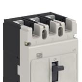 Disjuntor Tripolar Caixa Moldada com Alavanca 125A 20KA/380V DWP250L-125-3 WEG