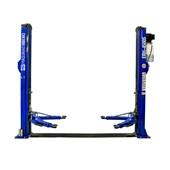Elevador Automotivo Hidráulico Monofásico 110v/220v 4500kg Trava Mecânica ERH 4500S Azul