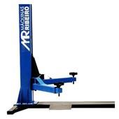 Elevador Automotivo Trifásico 4000kg Azul ER4000 RIBEIRO