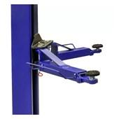 Elevador Hidráulico Mono 4000kg sem Rampa Azul Erh4000d Ribeiro