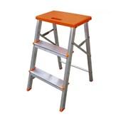 Escada Banqueta de Alumínio 3 Degraus ESC0071 BOTAFOGO