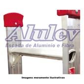 Escada de Alumínio 6 Degraus 1.80m EB 106 ALULEV