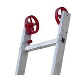 Escada Extensiva de Alumínio 6 X 2 Degraus 1,85/2,76M ESC0615