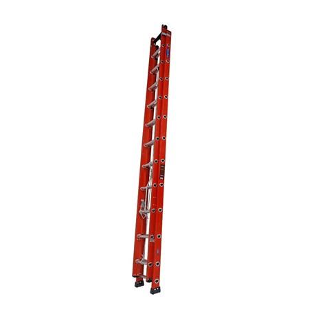 Escada Fibra de Vidro Extensível 23 Degraus EFV-23 Cogumelo