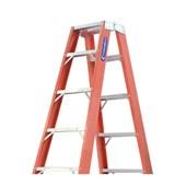 Escada Fibra de Vidro Tesoura 10 Degraus 3.15m TF-10 COGUMELO