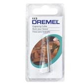 """Escariador Cilindrico 1/16"""" para Retítica 26150113AC DREMEL"""