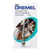 """Escariador Circular 1/4"""" para Retífica Dremel 100"""