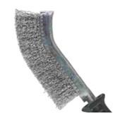 Escova de Aço Inox Manual com Cabo Plástico 06736 INEBRAS