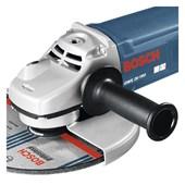 """Esmerilhadeira Angular 7"""" 2000W 220V GWS 20-180 Bosch"""