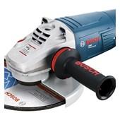"""Esmerilhadeira Angular 7"""" 2200W GWS 22-180 Bosch"""