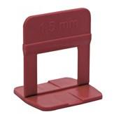Espaçador e Nivelador Eco de Pisos Vermelho 1,5mm 61336 CORTAG