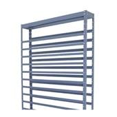Estante Porta Componentes para Caixas Nº3 NE-108/3 NOCRAM