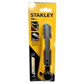 Estilete Retrátil com Trava Parafuso Double Blade e Lâmina 18mm STHT10321-840 STANLEY