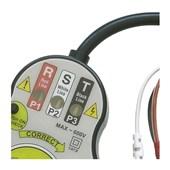 Fasímetro 90 a 600V Categoria II MFA-850 MINIPA
