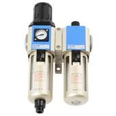"""Filtro de Ar Regulador e Lubrificador 1/2""""  GFC300-15-F3-WG PUMA"""
