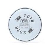 Filtro de Máscara para Particulados P2 SL 2078 3M
