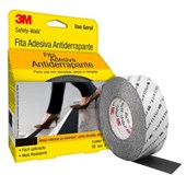 Fita Antiderrapante 50mm x 5m Cinza Safety Walk H0001912478 3M