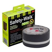Fita Antiderrapante 50mm x 5m Neon Safety Walk H0002224485 3M