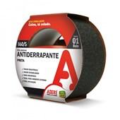 Fita Antiderrapante 50mm X 5m Preta 860 ADERE