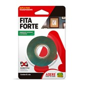 Fita Dupla Face 12mm X 2m Transparente FITA FORTE ADERE
