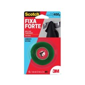 Fita Dupla Face Transparente 12mm x 2m Fixa Forte VHB 3M