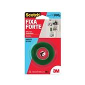 Fita Dupla Face Transparente 19mm x 2m Fixa Forte VHB HB004419881 3M