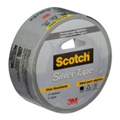 Fita Silver Tape 45mm x 25m SCOTCH HB004557912 3M