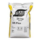 Fluxo de Arame Mig Arco Submerso 25kg  OK FLUX 1081 ESAB