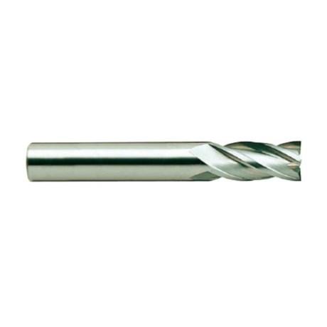 Fresa Topo Reto Metal Duro 2,50mm 4 Cortes E5432025 YG-1