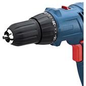 Furadeira e Parafusadeira Elétrica Bosch GSR 7-14E 400W Cabo com Controle de Torque