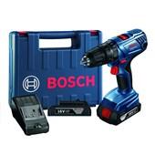 "Furadeira/ Parafusadeira de Impacto 1/2"" 18V Bivolt GSB180LI Bosch"