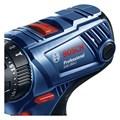 """Furadeira/ Parafusadeira de Impacto 1/2"""" 2 Baterias 18V com Maleta e Acessórios Bivolt GSB 180-LI BOSCH"""