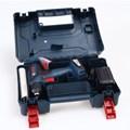 """Furadeira/ Parafusadeira Smart à Bateria 1/4"""" 12V com Maleta GSR1000 BOSCH"""