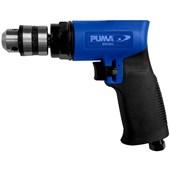 """Furadeira Pneumática 3/8"""" 1800 rpm Reversível AT-213P PUMA"""
