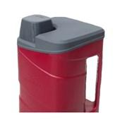 Galão Térmico 5 Litros Vermelho 101487151808 INVICTA