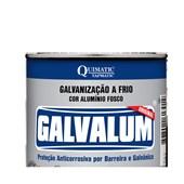 Galvalum Galvanização Aluminizada a Frio 225ml DA1 QUIMATIC TAPMATIC