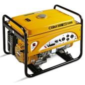 Gerador a Gasolina 5000W 12V 4 Tempos 110/220V GM5500