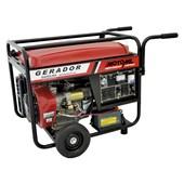 Gerador a Gasolina 8000W 110/220V 12V 4 Tempos MGG-8000CLE