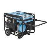 Gerador de Energia à Gasolina 10000W 220/380v Trifásico Ge3469/Br Gamma