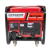 Gerador de Energia à Gasolina 10500W Monofásico 127/220V MGT-11000CLE MOTOMIL